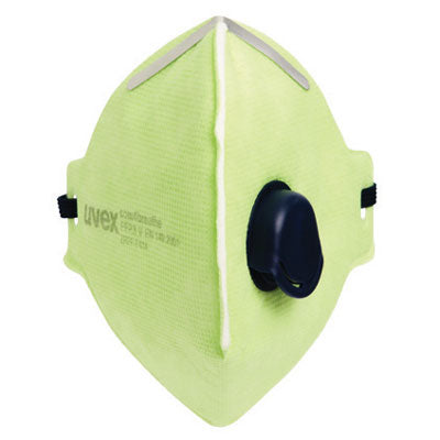 uvex FFP3 Dust Mask with Valve (Loose)