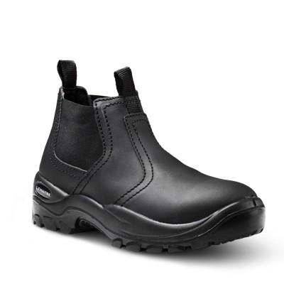 Lemaitre Hercules Safety Boot (Non-steel Toe) - Black