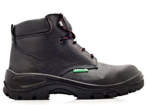 Bova Firewalk Black Safety Boot