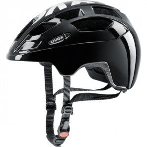 uvex finale jr. Kiddies Sports Helmet - Black-White