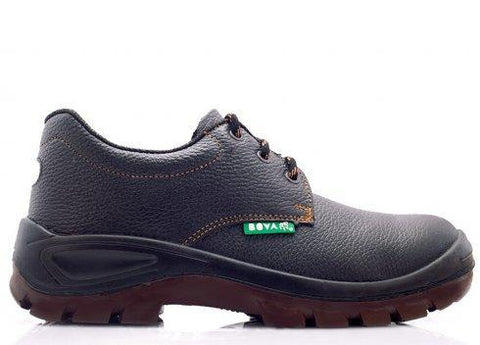 Bova Neogrip Black Safety Shoe