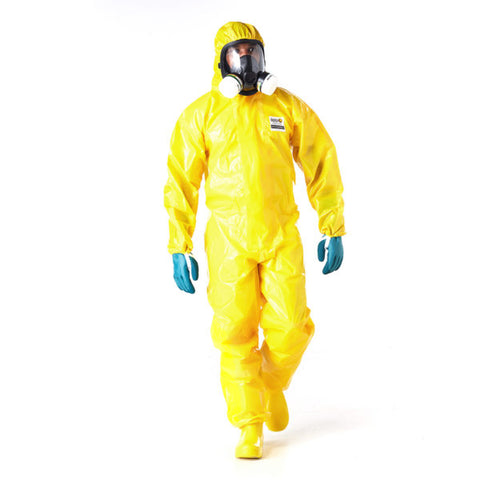 Dromex Promax C4000 Type 3 Coverall - Yellow