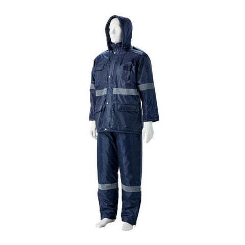 Dromex DH Polar Freezer (Jacket) - Navy