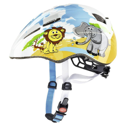 uvex kid 2 Cycling Helmet - Dessert