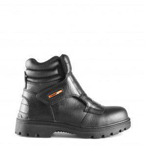 Rebel Jigga Thermo Black Boot