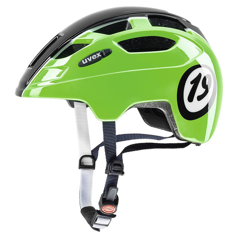 uvex finale jr. 1926 Kiddies Sports Helmet - Black-Green