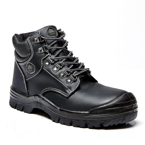 Bata Stockholm Safety Boot - Black