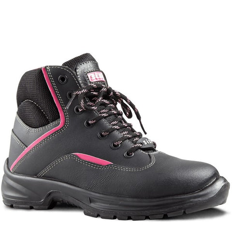 Sisi Reese Safety Boot - Black