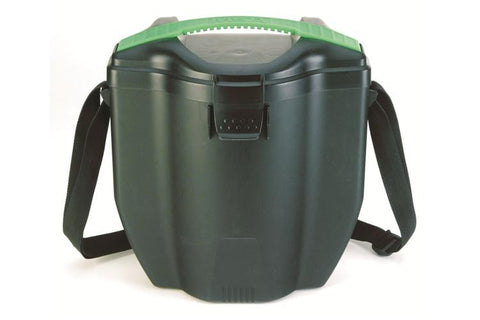 MSA AIR-PURIFYING RESPIRATORS ADVANTAGE CONTAINER FOR ALL MASKS (PLASTIC)