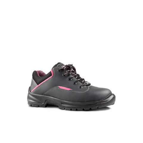 Sisi Black Jennifer Ladies Safety Shoe
