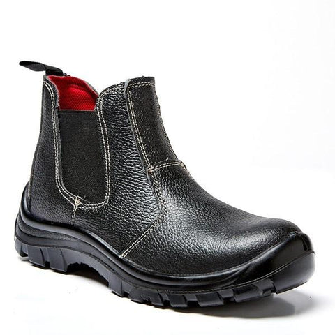 Bata Sabre Chelsea Safety Boot - Black