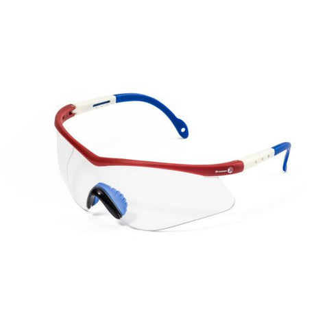 Dromex Sporty Racer Clear, Anti-scratch, Anti-fog Spectacles