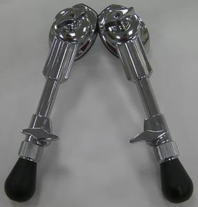 Bass Drum Spurs Heavy-Duty