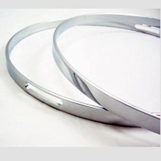 Single-Flanged Steel Hoop
