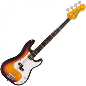 Vintage V4 Precision Bass Sunset Sunburst