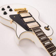 Load image into Gallery viewer, Vintage V1003 ReIssued Electric Guitar Arctic White