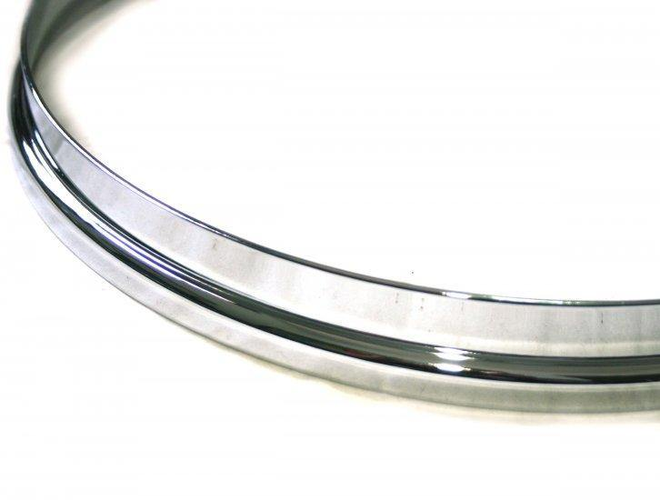 Double-Flanged Steel Hoop (for Claw Hooks)