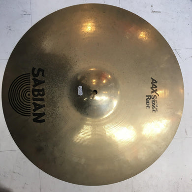 Sabian AAX Stage Ride 20