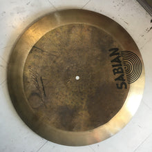 Load image into Gallery viewer, Sabian Signature John Blackwell Jr. Jia Chinese 18""