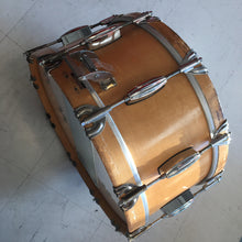 "Load image into Gallery viewer, Oliver Ditson 15""x7"" Steambent 1-ply Solid Shell Snare Drum"
