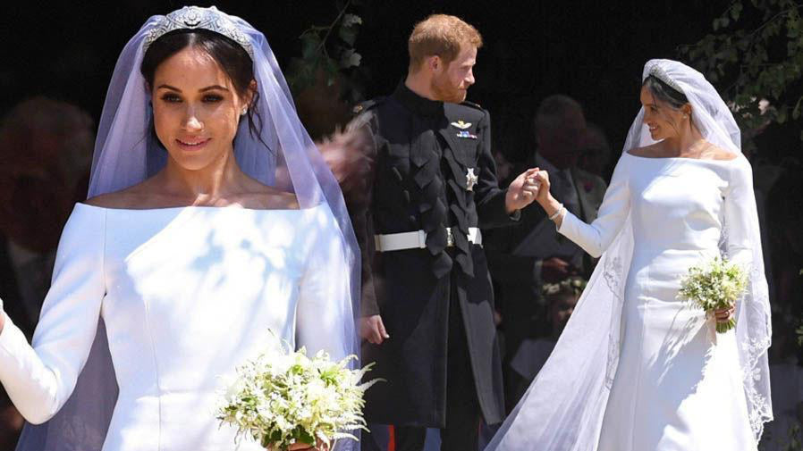 Nos conseils pour un wedding make up inspiré du maquillage de Meghan Markle !