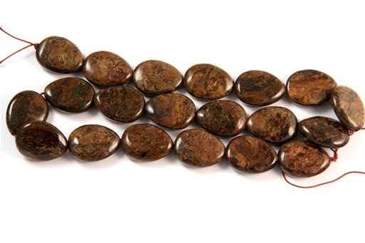Bronzite, 15x20mm, Pear Shape Beads