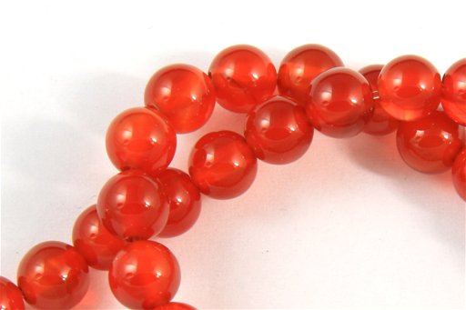 Carnelian, 6mm, Round Shape Beads