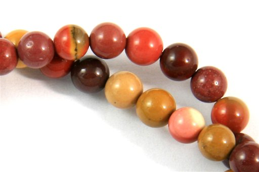 Mookite, 4mm, Round Shape Beads