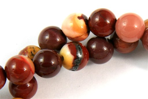 Mookite, 6mm, Round Shape Beads