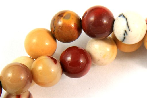 Mookite, 8mm, Round Shape Beads