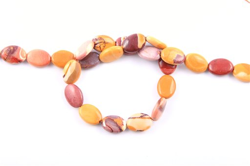 Mookite, 10x14mm, Oval Shape Beads