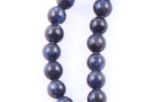Sodalite, 4mm, Round Shape Beads