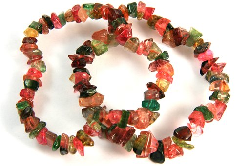 Tourmaline, Various Size, Chips Shape Beads