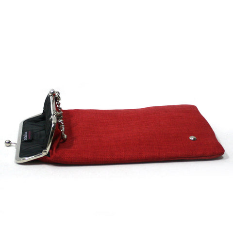 Red 11'' Laptop case