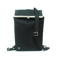 Black Backpack for laptop