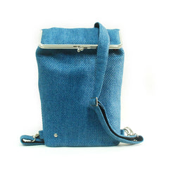 Blue Backpack for laptop