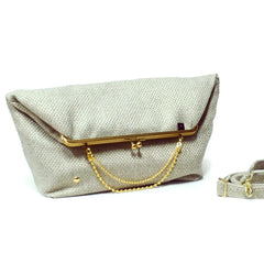 Big fold clutch - Over Size bag