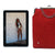 Red Galaxy Tab 10.1'' case