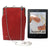 Red kindle case