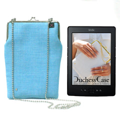 Light Blue kindle case