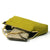 Lemon Green Evening Clutch