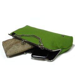 Green Evening Clutch