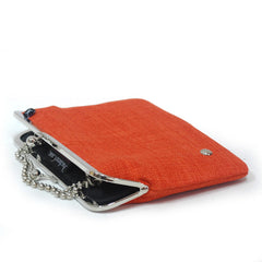Orange iPad mini case