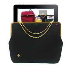 black ipad case
