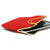 Red iPad case