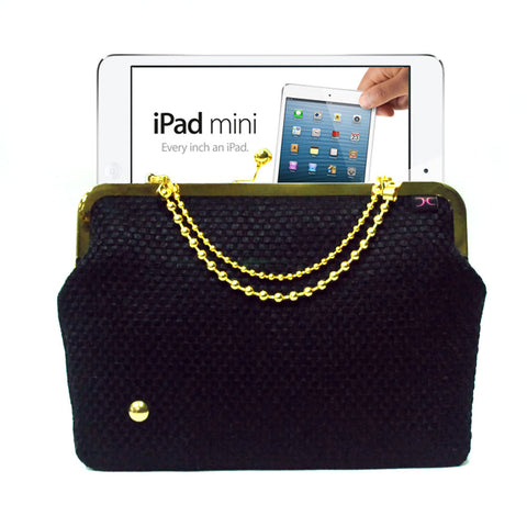 Black iPad mini case