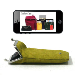 lemon green iPhone 5 case