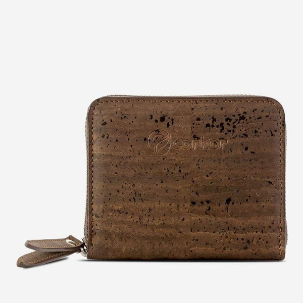 Cork large wallet mothers day gift vegan accessories ladies purse birthday gift for wife women wallet for her vegan wallet for women