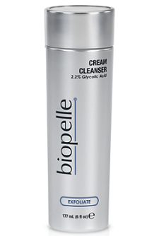 Biopelle Exfoliate Cream Cleanser - 177mL