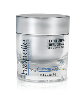 Biopelle Exfoliating Heel Cream - 113.4g